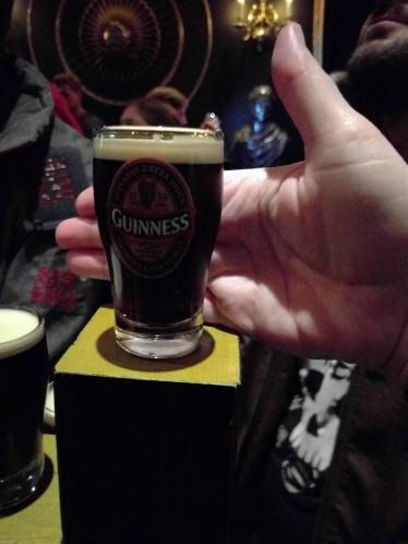Tiny Guinness!